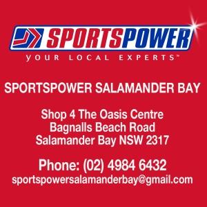 SportsPower Salamander Bay